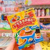 日本正版 Re-Ment 蛋黃哥 世界美食之旅 盒玩公仔擺飾 不挑款 限單盒販售 COCOS TU003