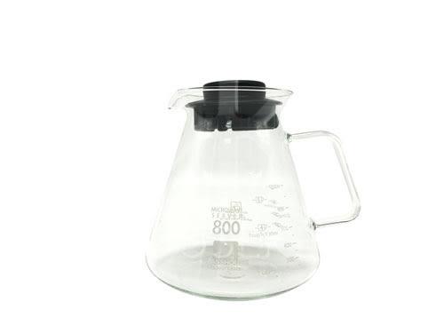 【好市吉居家生活】GLASSHOUSE B800 耐熱玻璃壺 咖啡壺 花茶壺 玻璃茶壺