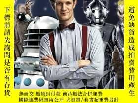 二手書博民逛書店Doctor罕見Who Character Encycloped