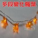 【JIS】多段變化楓葉 插電款 可串接 附收納袋 LED燈 氣氛燈 露營燈 似LOGOS 帳篷