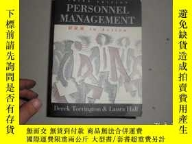 二手書博民逛書店Personnel罕見Management: HRM in Ac