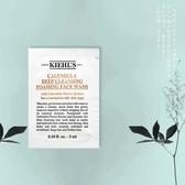 Kiehl's 契爾氏  金盞花植物精華潔面泡泡凝露 3ML  (PP包/試用包)  1包 [ IRiS 愛戀詩 ]