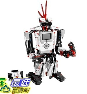 [9美國直購] LEGO 機器人套件 31313 MINDSTORMS EV3 31313 Robot Kit with Remote Control for Kids