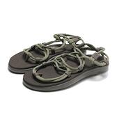 TEVA 涼鞋 VOYA INFINITY 橄欖綠 綁帶 休閒 女 (布魯克林) TV1116690DOL