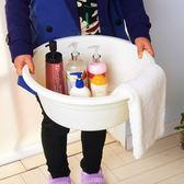 加厚塑料洗臉盆家用大號洗菜盆 東京衣櫃