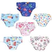 全館83折嬰兒泳褲 抽繩幼兒0-1-2歲游泳館專用 調節扣清涼 舒適寶寶游泳褲