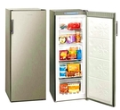 不佔空間 Panasonic 170公升直立式無霜冷凍櫃 NR-FZ170A-S