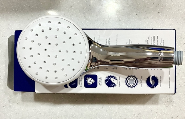 【麗室衛浴】德國GROHE TEMPESTA系列 1段式蓮蓬頭 28214 蓮蓬頭