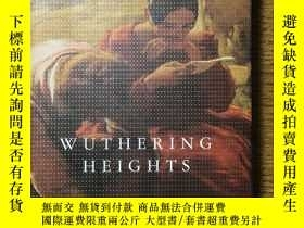 二手書博民逛書店Wuthering罕見Heights 呼嘯山莊 Emily Bronte 艾米麗·勃朗特 Everyman's L