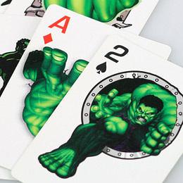 【USPCC撲克館】綠巨人浩克 HULK 撲克牌