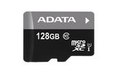 威剛 ADATA Premier 128G microSDXC UHS-I CL10 128GB (銀卡)記憶卡