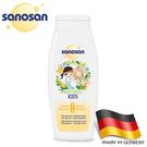 德國sanosan珊諾-天然芭娜娜香洗髮沐浴露250ml