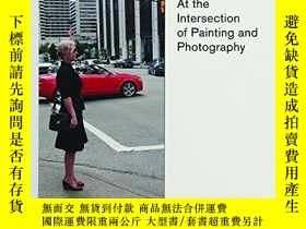 二手書博民逛書店Ian罕見Wallace: At the Intersection of Painting and Photogr