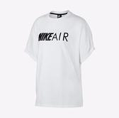 NIKE服飾系列-AS W NSW AIR TOP BF女款白色短T .AR3148100