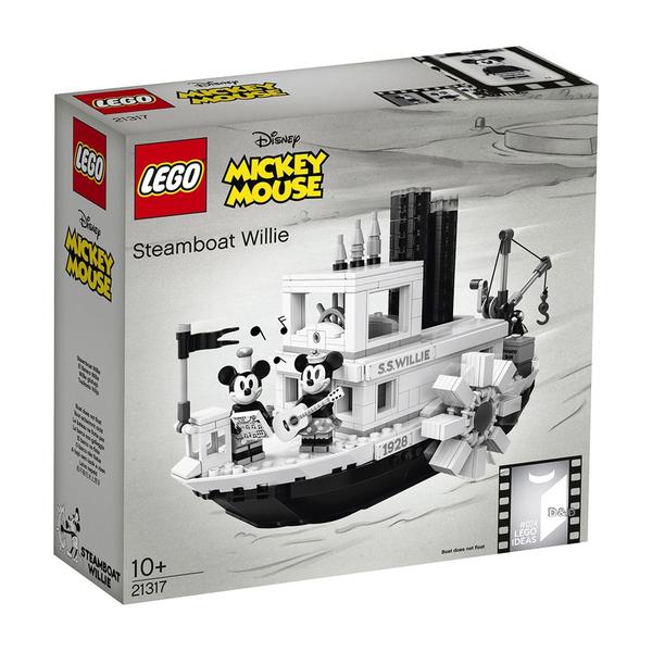 [一元押寶抽獎資格] 樂高LEGO 迪士尼系列 - LT21317 汽船威利號 [抽獎資格購買後不得退貨]