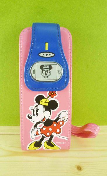 【震撼精品百貨】Micky Mouse_米奇/米妮 ~手機袋-粉米妮