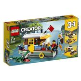 樂高LEGO CREATOR 河邊船屋 31093 TOYeGO 玩具e哥