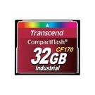 新風尚潮流 創見 記憶卡 【TS32GCF170】 32GB CF170 170X 150倍 工業用CF記憶卡 二年保固