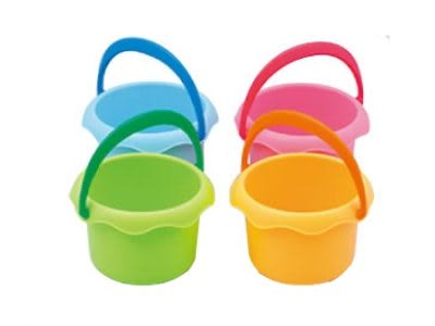 Toyroyal樂雅 Mini Flex系列 洗澡玩具/沙灘玩具/沙灘水桶[衛立兒生活館]