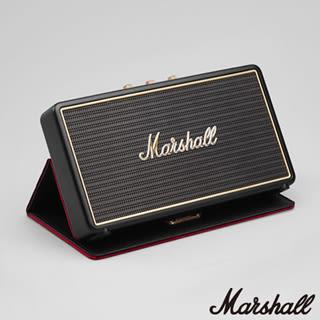 Marshall Stockwell 隨身 旅行 藍牙 喇叭 收納 皮套 組合