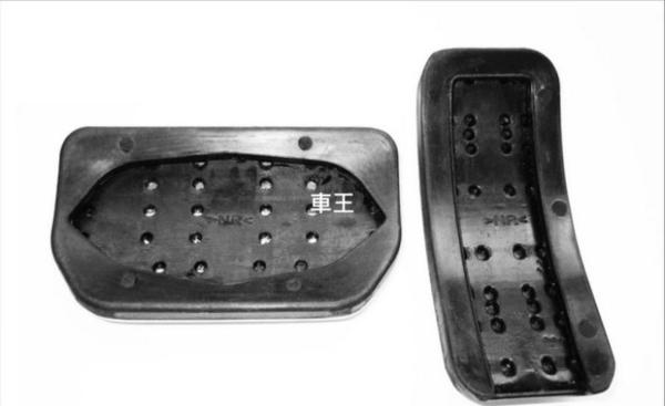 【車王汽車精品百貨】Toyota 豐田 RAV4 油門踏板 剎車踏板 兩件組