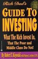 二手書Rich Dad s Guide to Investing: What the Rich Invest in that the Poor and Middle Class Do Not! R2Y 0446677469