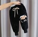 兒童棉褲 男童新款棉褲褲子女童加棉加厚兒童保暖褲小寶寶洋氣外穿長褲【快速出貨八折下殺】