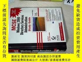 二手書博民逛書店Windows罕見2000 Directory Services Administration Windows .