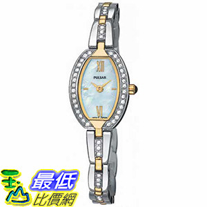[美國直購 ShopUSA]Pulsar Crystal PEG892 Womens Watch$3808