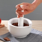 搗碎器 研缽陶瓷高強度瓷質乳缽大號碗家用...