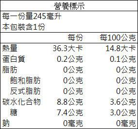 【羅東鎮農會】羅董有機黑糖黑木耳飲6入