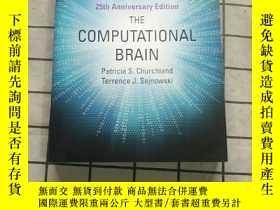 二手書博民逛書店The罕見Computational Brain 進口原版 Y268220 Patricia S Church
