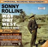 【停看聽音響唱片】【CD】色士風天碟之皇:走出西部 SONNY ROLLINS/WAY OUT WEST