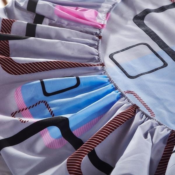 床罩床套床墊防塵套隔尿套小孩隔尿罩120*200*23cm單雙人床保護套酒店防滑床罩