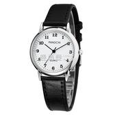 手錶小錶盤手錶女學生簡約小巧小清新防水皮帶款手錶女石英錶「鹿角巷」