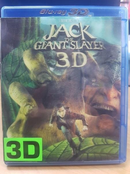 挖寶二手片-TBD-006-正版BD-電影【傑克:巨人戰紀 3D】-藍光影片(直購價)