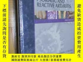 二手書博民逛書店Psoriatic罕見and Reactive Arthritis: A Companion to Rheumat