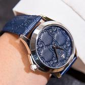 Gucci G-Timeless 精緻奢華菱紋腕錶 YA1264032 熱賣中!