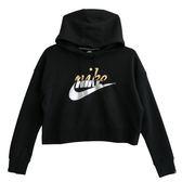 Nike AS W NSW RALLY HOODIE MTALC  連帽長袖上衣 AJ0097010 女 健身 透氣 運動 休閒 新款 流行