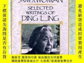二手書博民逛書店I罕見Myself Am A WomanY256260 Ling Ding Beacon Pr 出版1989