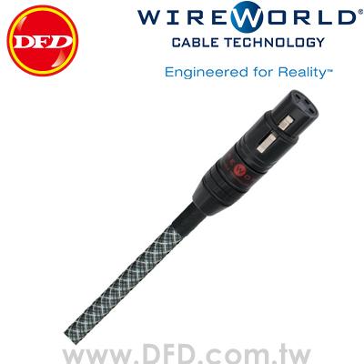 WIREWORLD PLATINUM ECLIPSE 7 白金蝕 1.5M Balanced Interconnect 類比平衡線 原廠公司貨