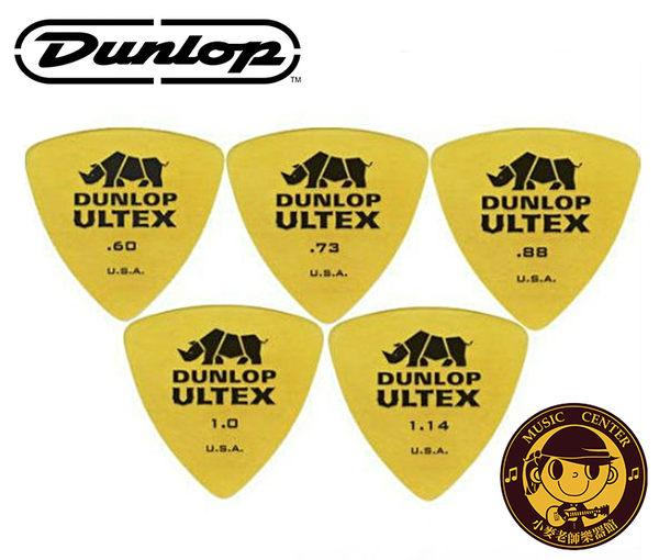 【小麥老師樂器館】美國 Dunlop PICK 吉他 彈片 Dunlop 426R Triangle (單售)