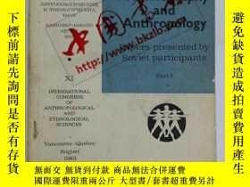 二手書博民逛書店英文原版罕見民族誌與人類學研究(11)studies in ethnography and anthropolog
