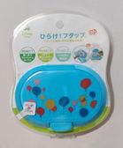 日本製 Akachan 迪士尼系列重覆貼濕紙巾盒蓋-((藍色氣球維尼))-超級BABY