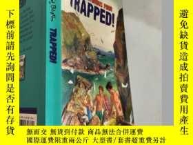二手書博民逛書店the罕見adventurous your trapped你被困的冒險精神Y200392