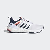 Adidas EQUIPMENT+ 男款白色運動慢跑鞋 H02758