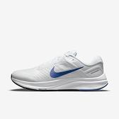 Nike Air Zoom Structure 24 [DA8535-100] 男鞋 慢跑鞋 運動 休閒 支撐 緩衝 白
