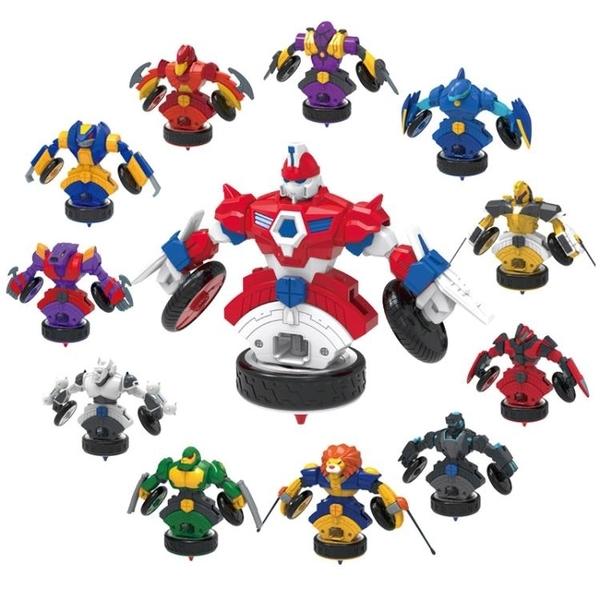 戰鬥陀螺魔幻陀螺3之機甲戰車靈動正版全套2代玩具男孩兒童拉線夢幻坨螺-快速出貨