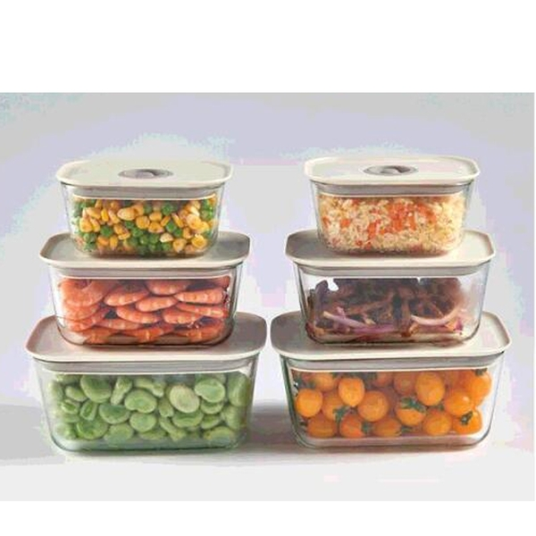 [COSCO代購] W127781 Neoflam Clik 系列玻璃保鮮盒含蓋12件組