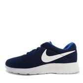 Nike Tanjun [812654-414] 男鞋 運動 休閒 深藍 藍
